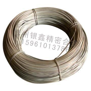 镍铬丝和铁铬丝的不同点在哪儿?