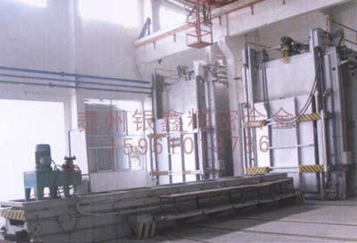 铝材退火生产线